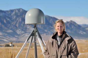 Favorite GPS Site, P041 (Photo by Glenn J. Asakawa/University of Colorado)