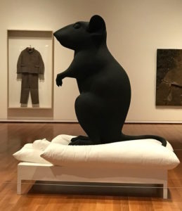 Man and Mouse, Seattle Art Museum
